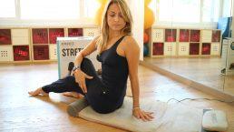 Homedics Stretch, stretching glutei