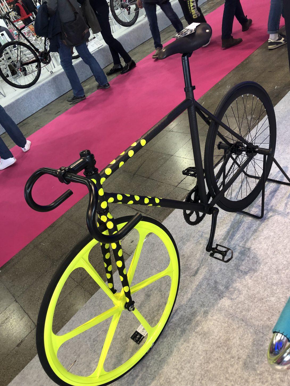 Cosmobike Show, Restauro Bici,