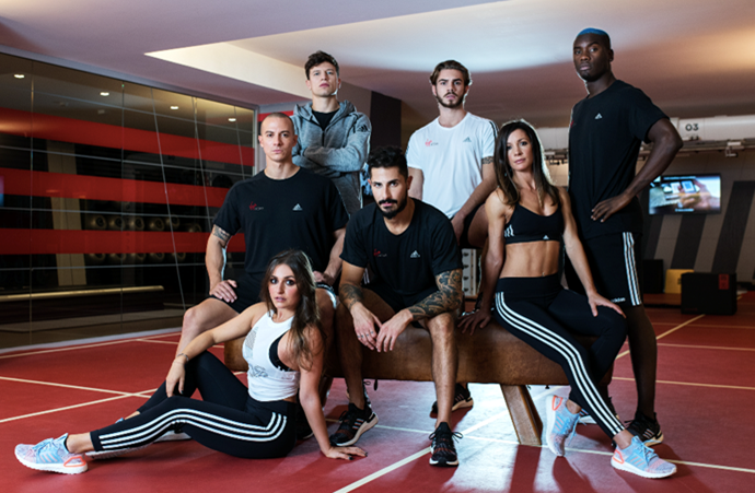 La partnership tra Virgin Active e adidas